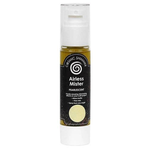 Airless Mister Pearlescent Hello Sunshine (50ml) by Cosmic Shimmer
